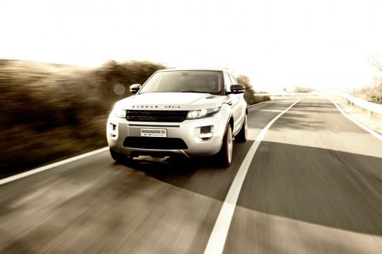 Marangoni Range Rover Evoque