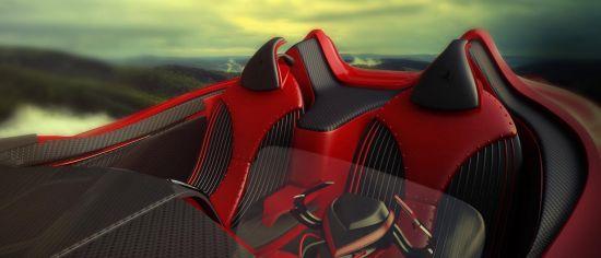 MarkDesign Ferrari Millenio