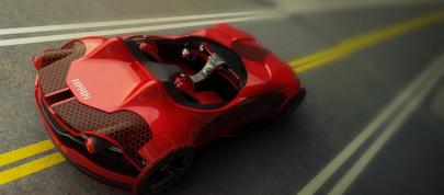 2013 MarkDesign Ferrari Millenio, 04 of 12