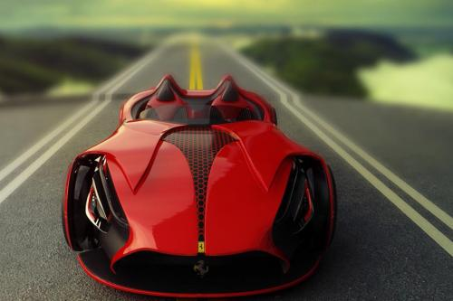 2013 MarkDesign Ferrari Millenio, 01 of 12