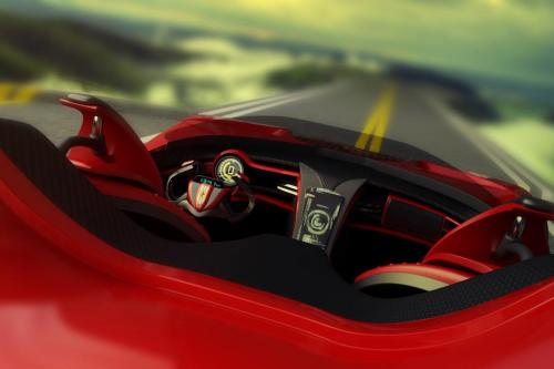 2013 MarkDesign Ferrari Millenio, 08 of 12