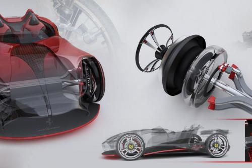 2013 MarkDesign Ferrari Millenio, 09 of 12
