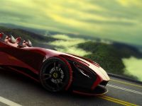2013 MarkDesign Ferrari Millenio, 03 of 12