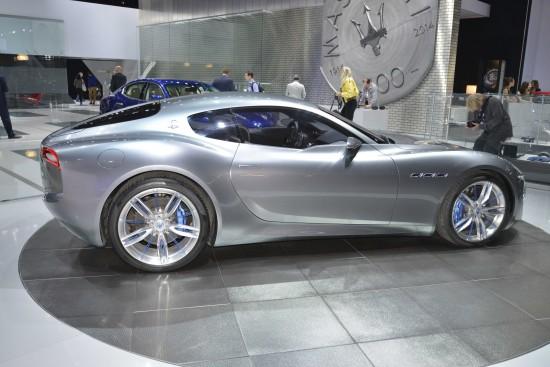 Maserati Alfieri 2+2 concept Los Angeles