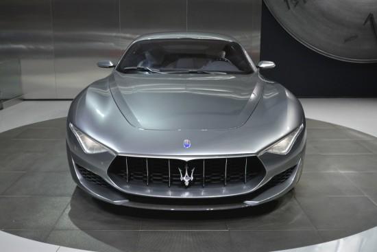 Maserati Alfieri Concept Detroit
