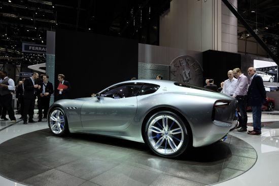 Maserati Alfieri Concept Geneva