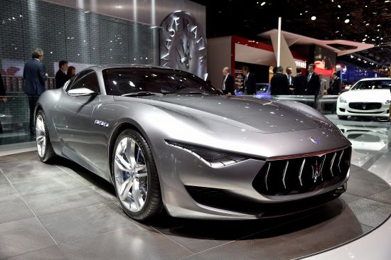 Maserati Alfieri Concept Paris