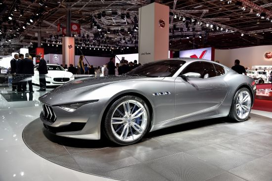 Alfieri Maserati Concept 2014