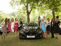 Maserati at Salon Prive Ladies Day, 3 of 4
