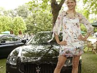 Maserati at Salon Prive Ladies Day, 2 of 4