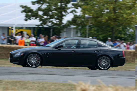 Maserati at the Goodwood Festival of Speed