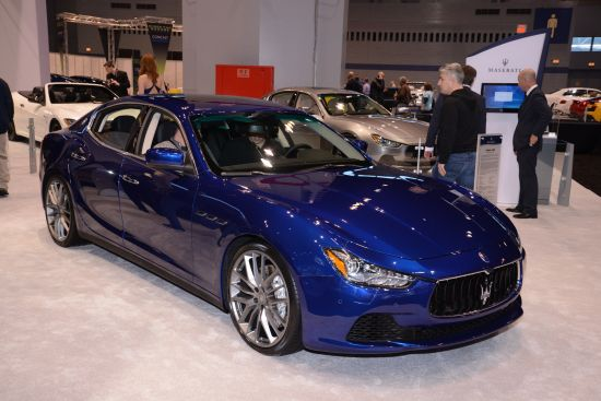 Maserati Ghibli Chicago