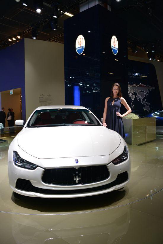 Maserati Ghibli Frankfurt