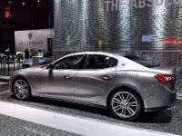 thumbnail image of Maserati Ghibli Paris 2014