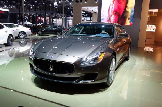 Maserati Ghibli Shanghai