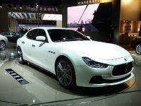 Maserati Ghibli Shanghai 2013, 4 of 6
