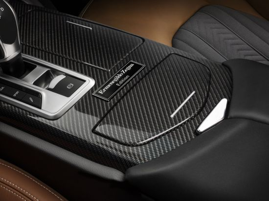 Maserati Ghilbi Ermenegildo Zegna Edition Concept
