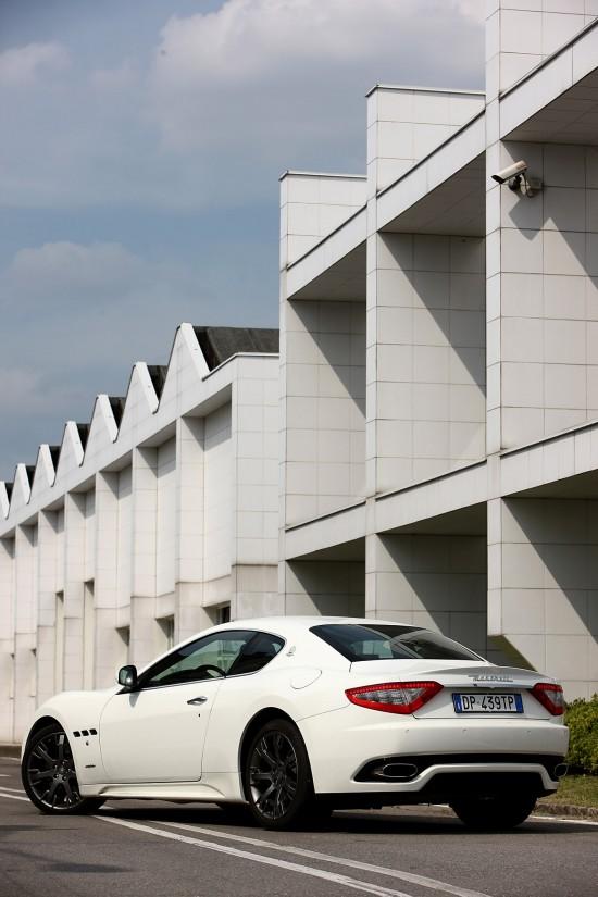 Maserati Gran Turismo S Automatic Sport Pack