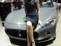 Maserati GranCabrio Fendi Edition Geneva 2012, 3 of 3