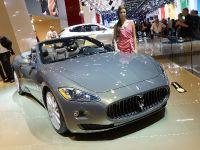 thumbnail image of Maserati GranCabrio Frankfurt 2011