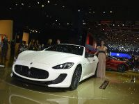 Maserati GranCabrio MC Paris 2012