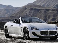 Maserati GranCabrio MC, 1 of 4