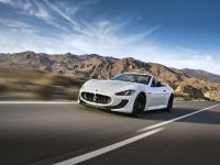 Maserati GranCabrio MC, 3 of 4