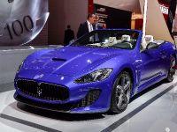 thumbnail image of Maserati GranCabrio Paris 2014