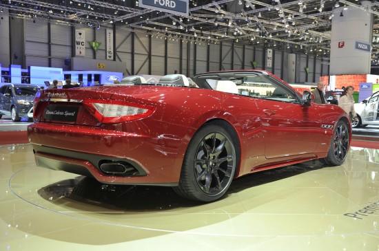 Maserati GranCabrio Sport Geneva
