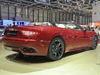 thumbnail image of Maserati GranCabrio Sport Geneva 2011