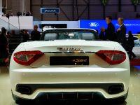 Maserati GranCabrio Sport Geneva 2012