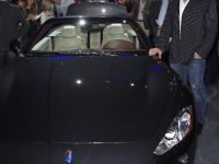 Maserati GranCabrio UK Premiere, 3 of 4