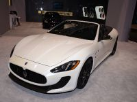 thumbnail image of Maserati GranTurismo Convertible MC Chicago 2014