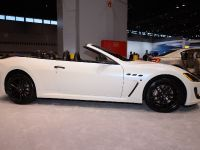 Maserati GranTurismo Convertible MC Chicago 2014