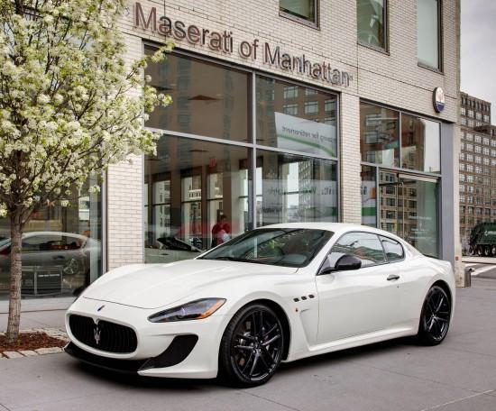 Maserati GranTurismo MC Manhattan
