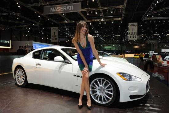 Maserati GranTurismo S Automatic Geneva