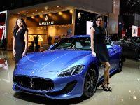 thumbnail image of Maserati GranTurismo Sport Geneva 2012
