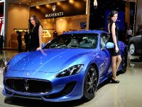 Maserati GranTurismo Sport Geneva 2012, 2 of 8