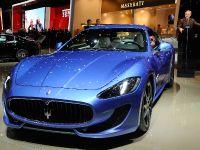 Maserati GranTurismo Sport Geneva 2012, 4 of 8