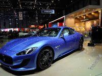 Maserati GranTurismo Sport Geneva 2012, 5 of 8