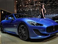 Maserati GranTurismo Sport Geneva 2012, 7 of 8