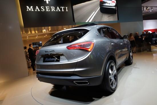 Maserati Kubang Frankfurt