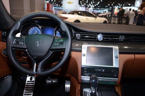 Maserati Quattroporte Chicago