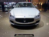 Maserati Quattroporte Geneva 2013