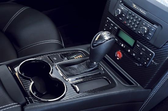 Maserati Quattroporte Sport GT S with MC Sport Line