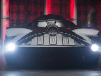 Mattel Hot Wheels Darth Vader Car , 1 of 4