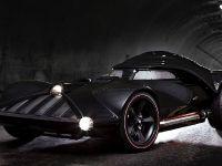 Mattel Hot Wheels Darth Vader Car , 2 of 4