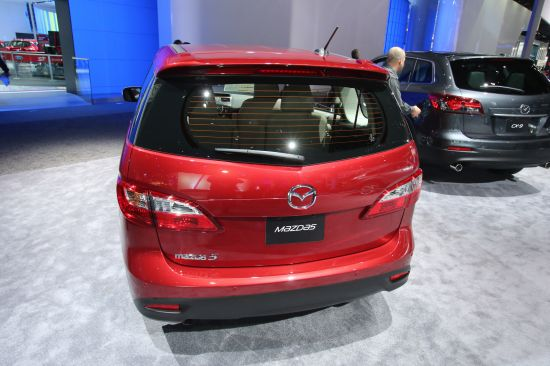 Mazda 5 Detroit