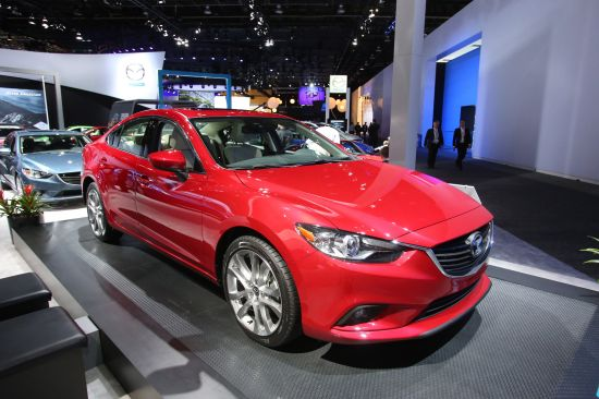 Mazda 6 Detroit