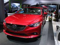 Mazda 6 Detroit 2013